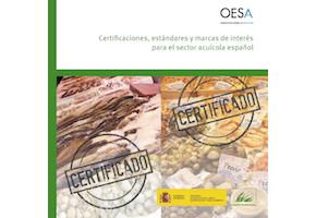 Certificaciones estándares y marcas de interés para el sector acuícola español