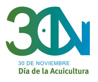 Logotipo del Día de la Acuicultura