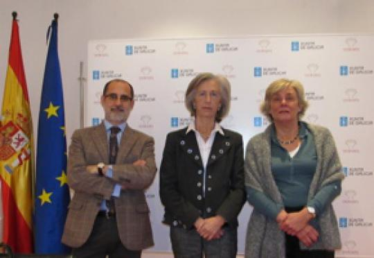 Alicia Estévez en la Casa de Galicia la importancia de la prevención de enfermedades y la vacunación en Acuicultura